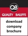 download Quality Bailiffs Brochure