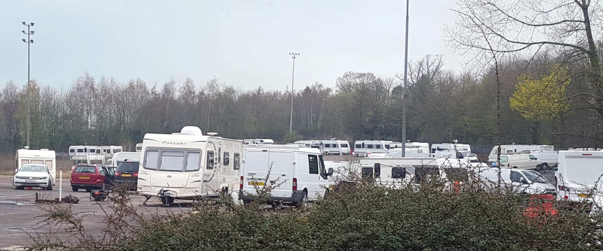 Nationwide Traveller Eviction