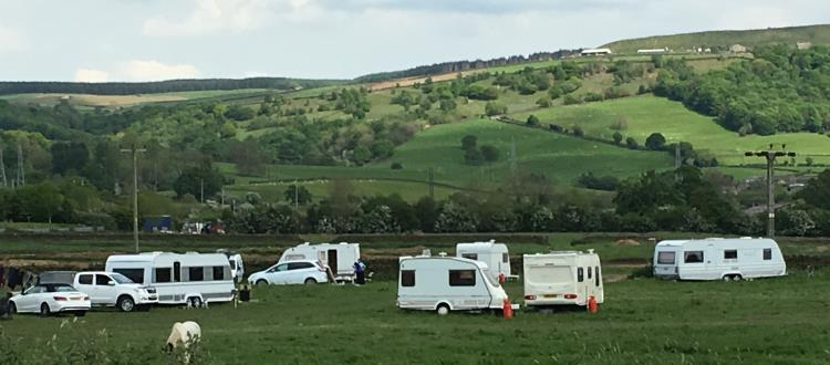 Traveller eviction from land